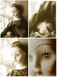 Porcelain Doll. by never-ending-storys