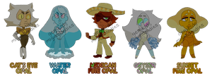 [PayPal] Collab Opals CLOSED by watergems