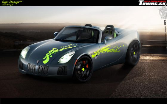 Pontiac Solstice by CypoDesign