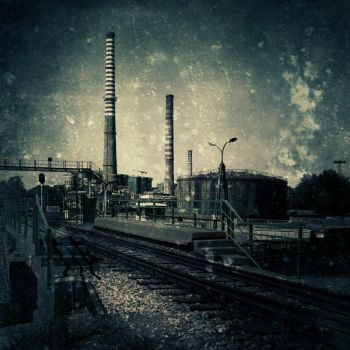 INDUSTRIALSCAPE I by Karezoid