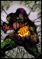 green goblin by logicfun