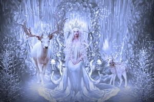 Ice queen 2018 by annemaria48