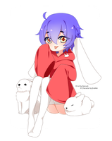 I messed up this cute bun by Nairuuh