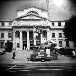 media courthouse by toy-camera