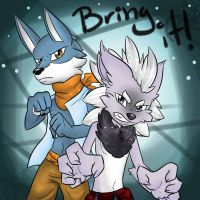 Bring It -Contest Picture- by Sweet-Coffey