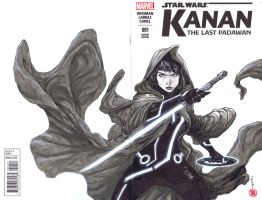 QUORRA sketchcover by deemonproductions