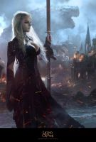 Archsummoner Totalel Advanced by Cryptcrawler