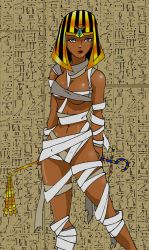 The Mummy by Inspector97