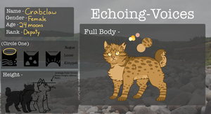 Echoing Voices App: Crabclaw by XiaoDarkCloud