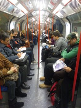 Central Line by BlackBeltJonzey
