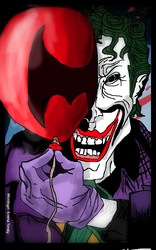 We float down here batsy by monthgirl