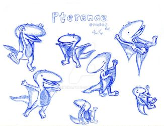 Pterence by Inoka