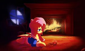 Late evening by freeedon