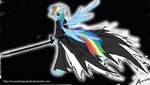 Rainbow's Bankai (Bleach Crossover) by MrAsianhappydude
