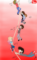 The Climb to Fame by LoviLove112