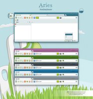 Aries for TW web browser by benbackman