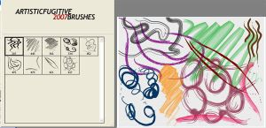 Illustrator Brushes by artisticfugitive