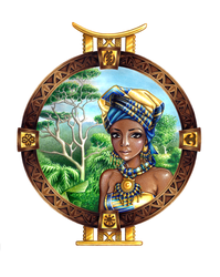 Mother Africa: Ghana by Ylsachan