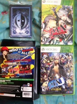 Persona 4 Arena ULTIMAX!!! by TheAnimeKnight