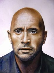 The Rock by PrithviArts