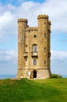 Broadway Tower by Daniel-Wales-Images