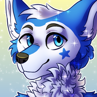 sparkle icon for ShySkye on FA by rottingichor