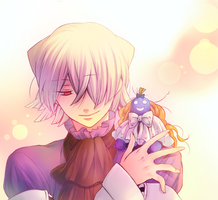 Pandora Hearts. Break by ShionMion
