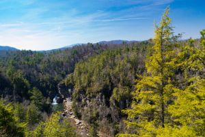 Linville Falls by Swaptrick
