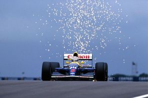 Nigel Mansell (Great Britain 1991) by F1-history