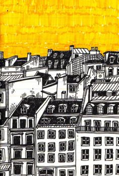 city is yellow by titoyusuf