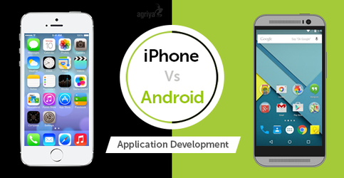 Diff between iPhone and Android app development by jameswilliam723