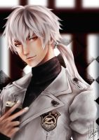 ZEN - Mystic Messenger by Hana--bee