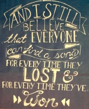 Frank Turner quote by pikabee