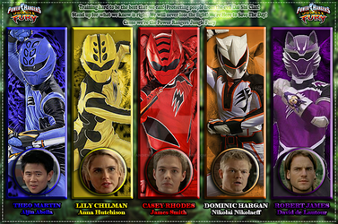 Power rangers jungle fury favourites by huntermoon on deviantart power rangers jungle fury voltagebd Image collections