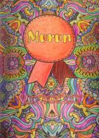 Moron Coloring Page  by swiftcross
