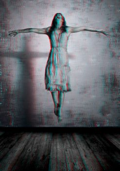 The Last Exorcism 2 poster 3-D conversion by MVRamsey