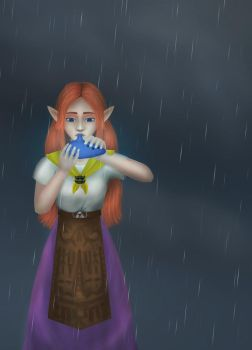 Malon by UnseriousTurtle
