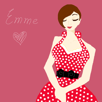 Emme by CastanaPendragon