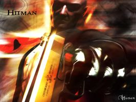 Hitman by whitysb