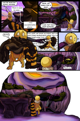 Mecha and Stem Issue 1 pg.9 by Empty-Brooke