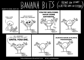 BANANA BITS- Years to Come, Easy Go by TheAlienBanana