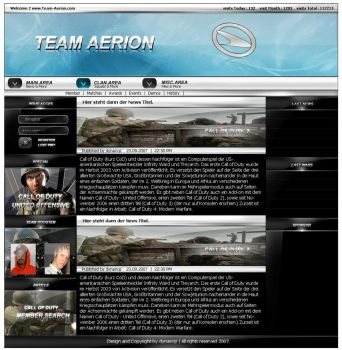 Team Aerion 4 Sale by dynasiqz