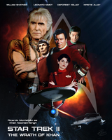 Wrath of Khan by PZNS