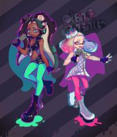 Off The Hook by ArtofCelle