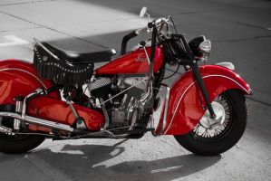 1947 Indian Chief by SDReptiles
