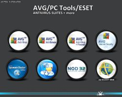 AVG SecuritySuitesPack by 3xhumed