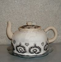 teapot cake by diullbar22