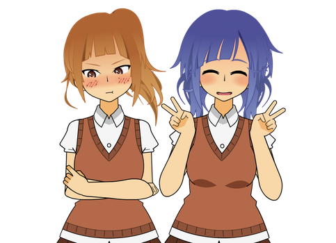 Hairstyle Swap by ca-lypso