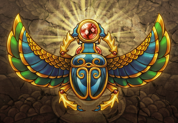 Scarab by Pikishi