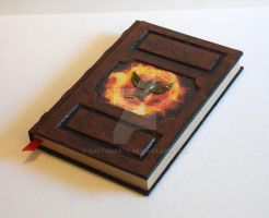 MockingJay Tome of Stealth by RaptorArts